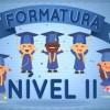 FORMATURA EDUCAÇÃO INFANTIL PERÍODO VESPERTINO 2017