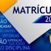 MATRÍCULAS 2017