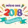Cronograma de Atividades de Início de 2018