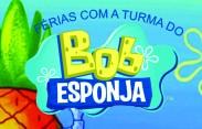 Férias com a turma do Bob Esponja