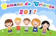 Programação da Semana da Criança 2017