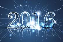 Cronograma do início de 2016