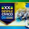 XX DESFILE CÍVICO 2018 - 06/09