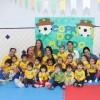 Berçario - Copa Junina