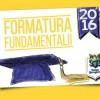 FORMATURA DO ENSINO  FUNDAMENTAL II 2016