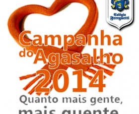 CAMPANHA DO AGASALHO 2014