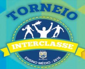 TORNEIO INTERCLASSES 2016